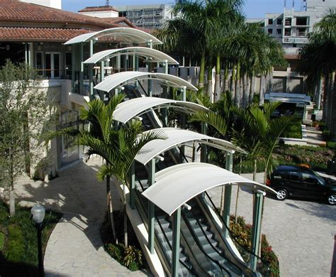 home design store village of merrick park escalator canopy archives miami awning