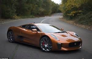 we drive the jaguar c x75 used to bond in the