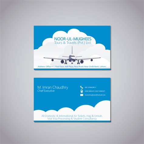post card template pn 8 5x11 canvas photoshop travel business card templates choice image business