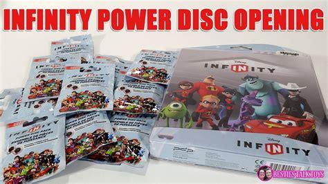 infinity series 2 power discs disney infinity series 2 power disc blind bags and album