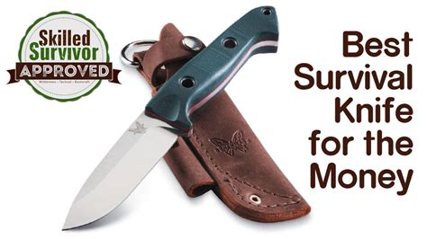 best for the money best survival knife for the money