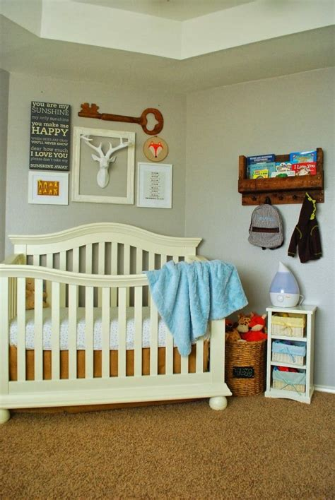 Boy Nursery Decorations 2399 Best Images About Boy Baby Rooms On Pinterest Boy Nurseries Neutral Nurseries And Gray