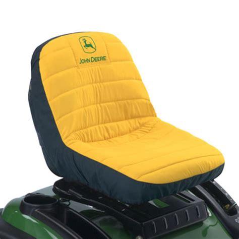 john deere lawn mower 11 inch seat cover (small) lp22704