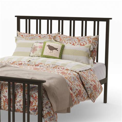 amisco headboards shop amisco erika cobrizo queen headboard at lowes com