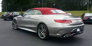 Mercedes 563 Amg Benzblogger 187 Archiv 187 Edition 130 S63 Amg Cabriolet