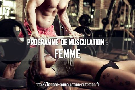 programme femme png fitness musculation nutrition
