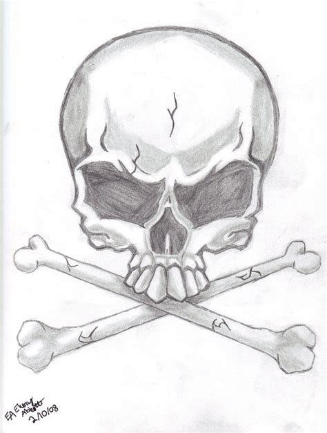 easy skull tattoo designs skull design by genesis19 on deviantart