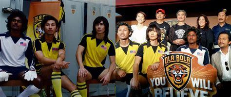 film kisah nyata sepak bola filem ola bola kisah benar pemain bola sepak negara era