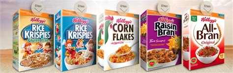 Kellogg Sponsorship Letter Kellogg S Start Simple Start Right Cereals