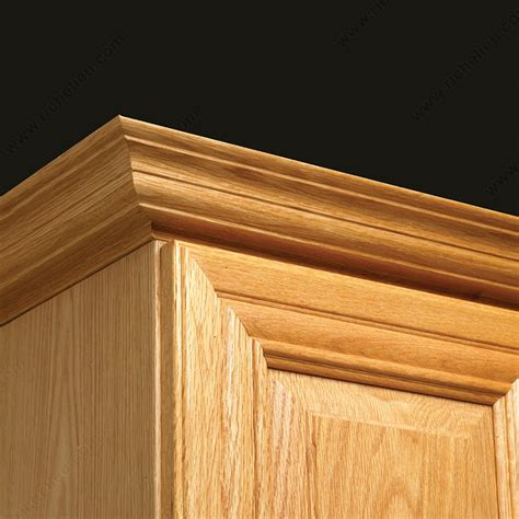 decorative molding for cabinet doors wood crown molding cabinets van well building supply co