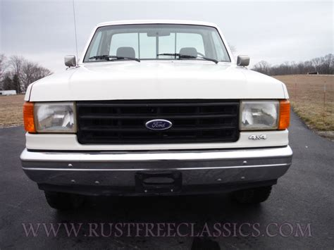 87 ford f150 1987 f150 4x4 custom swb shortbed bed 302 4 speed