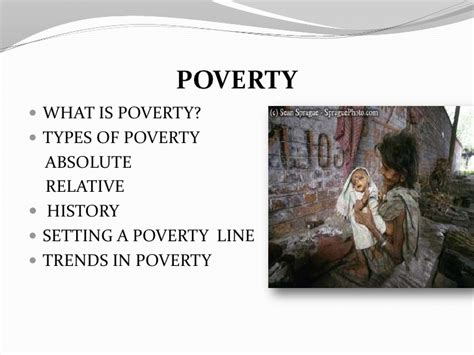 Poverty Ppt Poverty Powerpoint Template