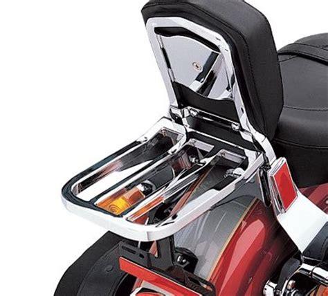 Harley Rack by Four Bar Sport Luggage Rack Luggage Racks Official