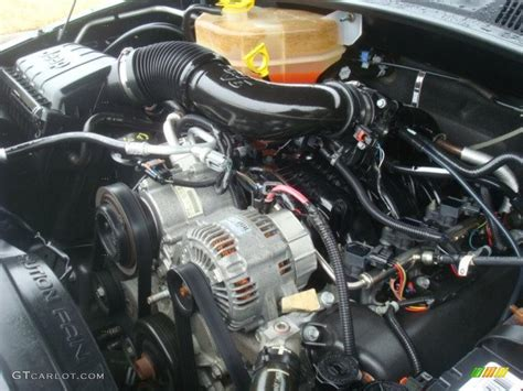 3 7 Jeep Liberty Engine 2007 Jeep Liberty Limited 3 7 Liter Sohc 12v Powertech V6