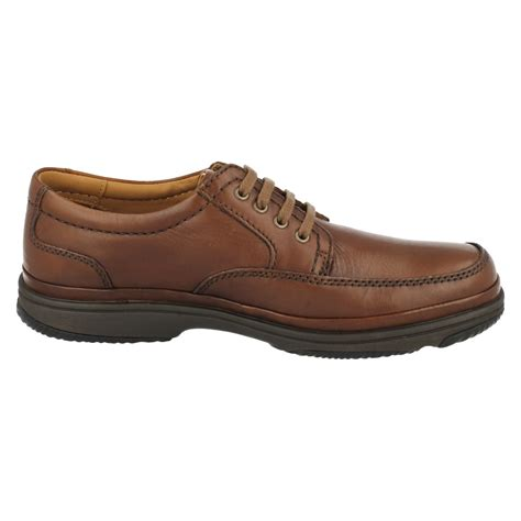 mens wide shoes mens clarks flexlight wide fitting lace up shoe