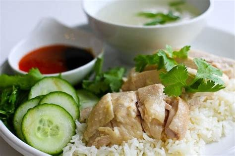 Barn Kitchen Ideas hainanese chicken rice recipe a family recipe steamy