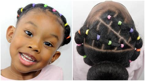natural hairstyle w jewels rubber band for holidays rubberband mohawk hair style easy 20 minute hairstyle hair