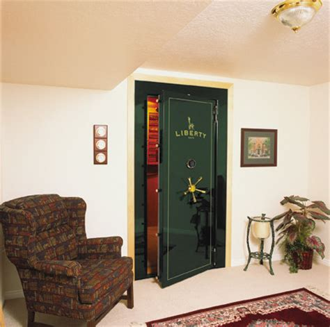 gun safe rooms gun safe home design ideas pictures remodel and decor