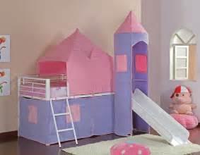 pink castle kids bedroom furniture