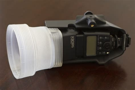 tutorial flash canon how to use the gary fong lightsphere