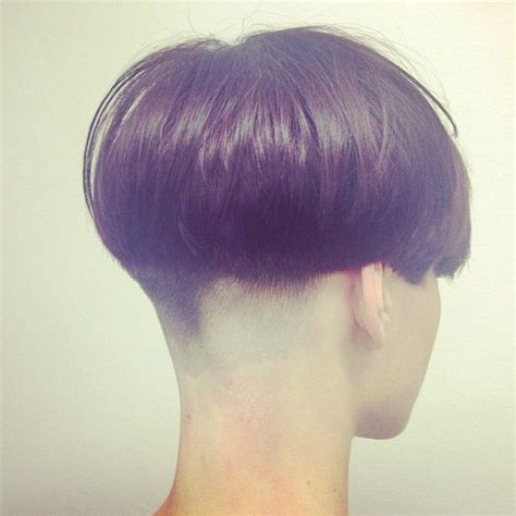 short hair with length at the nape of the neck 17 best images about 31 haircut bowlcut on pinterest