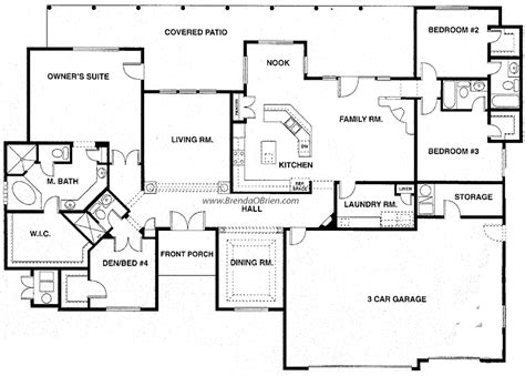 floor plans without formal dining rooms unthinkable house plans without formal dining room modest