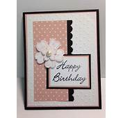 180 Best Handmade Birthday Cards Images On Pinterest