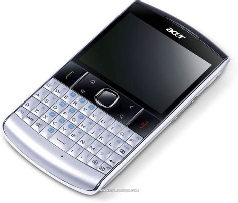 mobile phone acer acer betouch e210