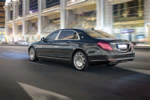S 600 Mercedes Mercedes Maybach S600 Of 2017 News Autoscoope