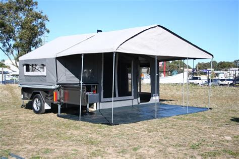 off road awning off road trailer tents tent idea