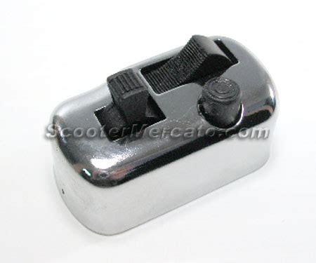 Key Switch Vespa Modern switch for vespa et3 and european rally no kill