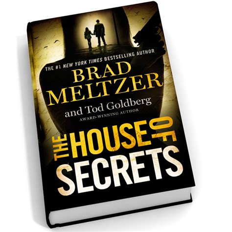 house of secrets a novel books author brad meltzer pulls back the covers on the house of