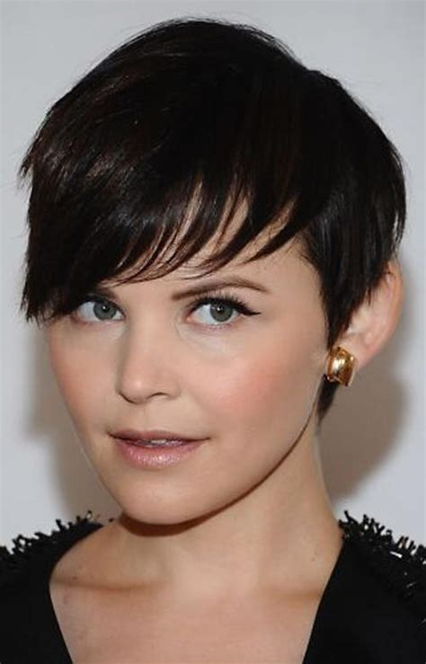best haircuts for big women 20 best ideas of short haircuts for women with big ears