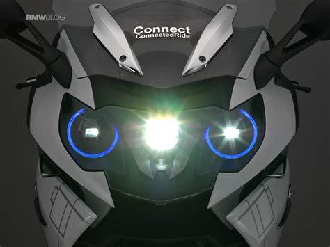 beleuchtung motorrad bmw k 1600 gtl concept with bmw motorrad laser light