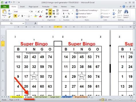 how to make bingo cards in excel how to print my bingo cards bingo card generator