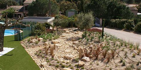 Riviere Seche Jardin by Cr 233 Ation D Un Jardin De Rocaille Tropez