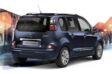 Citroen C3 Picasso by Photos Citroen C3 Picasso 2013