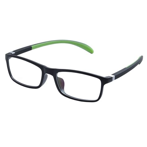 fashion tr90 frame silicone temple multifocal