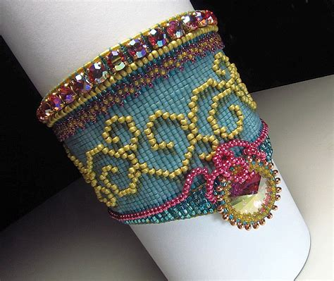 japanese bead weaving beading beaded jewelry