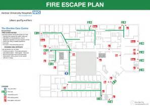 emergency exit floor plan fire emergency evacuation plan and the fire procedure