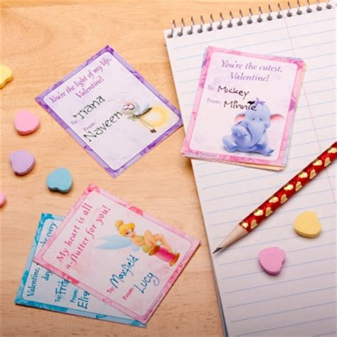 valentines card disney disney cards disney family