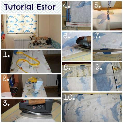 como coser cortinas mi blog de costura tutorial como hacer un estor