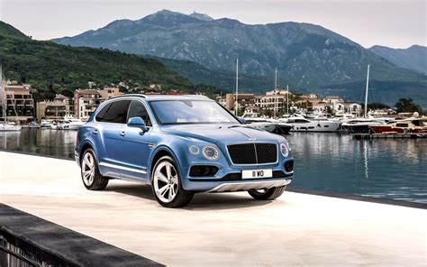 bentley bentayga wallpaper 2017 bentley bentayga diesel 2 wallpaper hd car