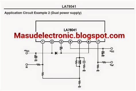transistor vertikal tv servic electronic di tapin