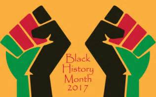 black history month colors black history month celebrated with series of events in