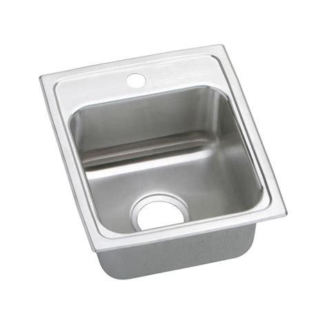 home depot bar sink moen 2200 series drop in stainless steel 15 in 2 hole