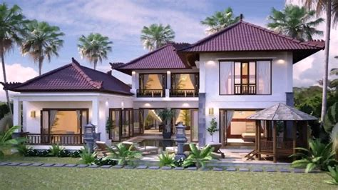 tropical small house tropical house design photos