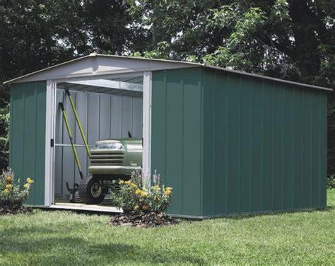 abri jardin acier abri de jardin en m 233 tal avantages et inconv 233 nients bricoleur malin