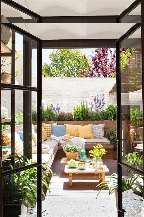 ideas para decorar una terraza pequeña ideas para decorar una terraza pequea trendy mesa de