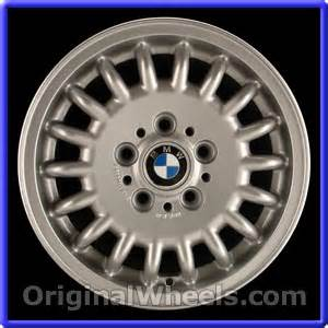 oem 1992 bmw 325i rims used factory wheels from